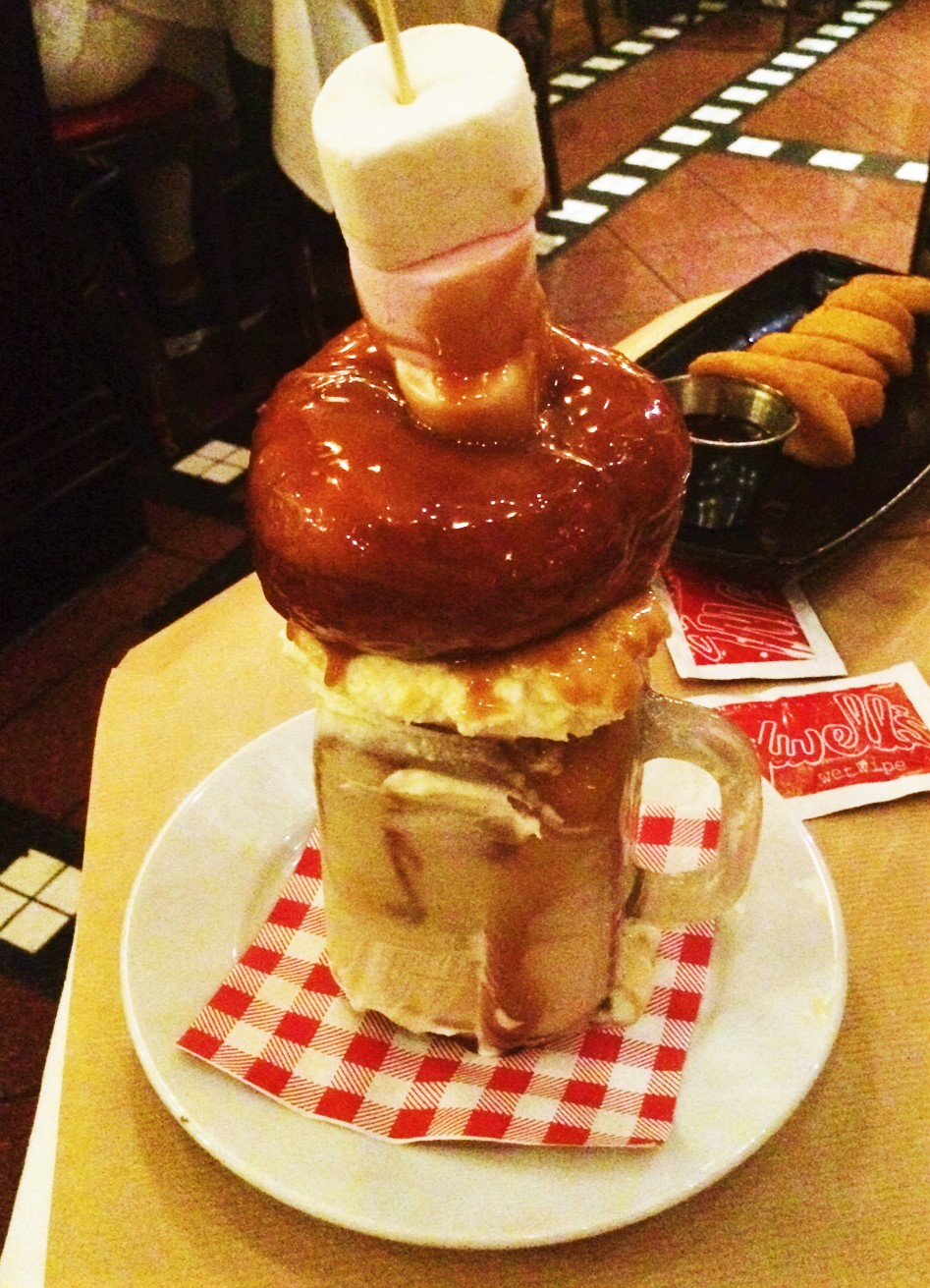 Freakshake at Maxwell's Bar and Grill