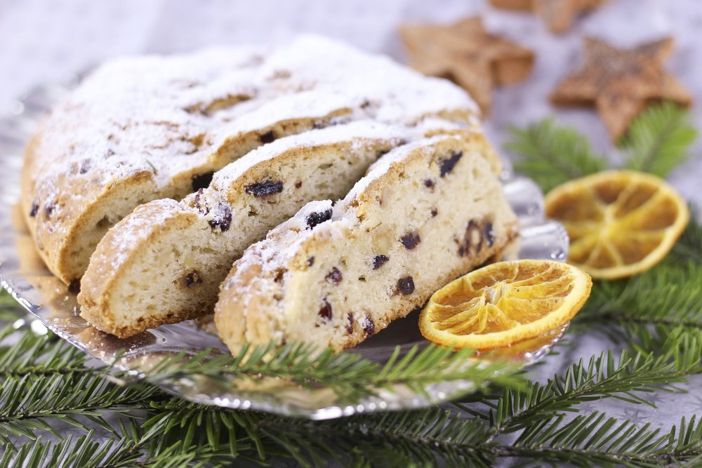 Tasty Stollen for Christmas