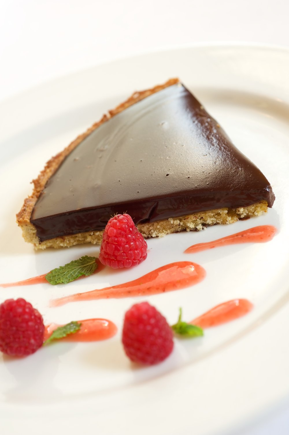 Chocolate Tarte from Bel Canto