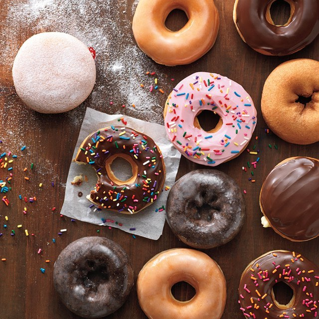 DUNKIN' MONDAY TOMORROW!!! Come hang with us in the Henkel's Academic Building before your 9:30AM class 😎😎 Grab a cup o' Joe and/or a donut to start your Monday out right 🍩