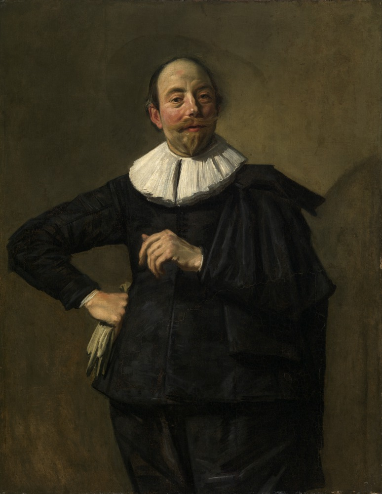 FRANS HALS, PORTRAIT OF A GENTLEMAN © CSG CIC GLASGOW MUSEUMS COLLECTION