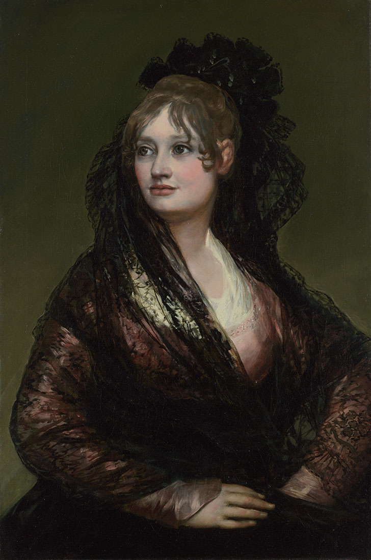 Francisco de Goya,Doña Isabel de Porcel