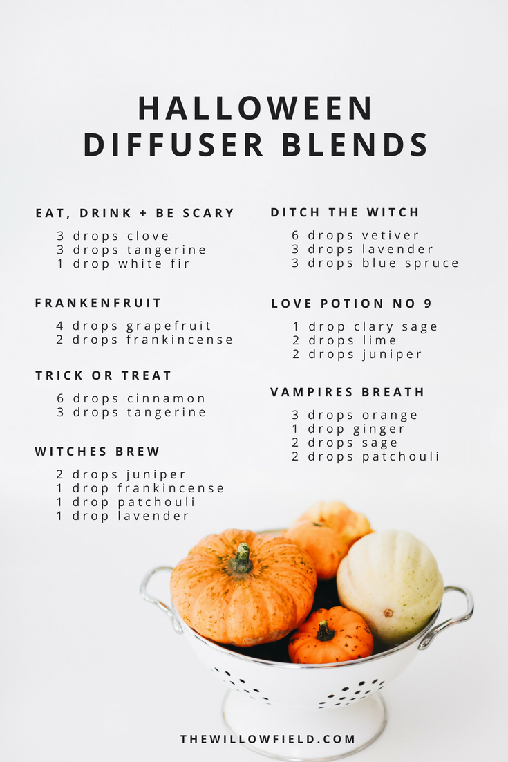 halloweendiffuserblends