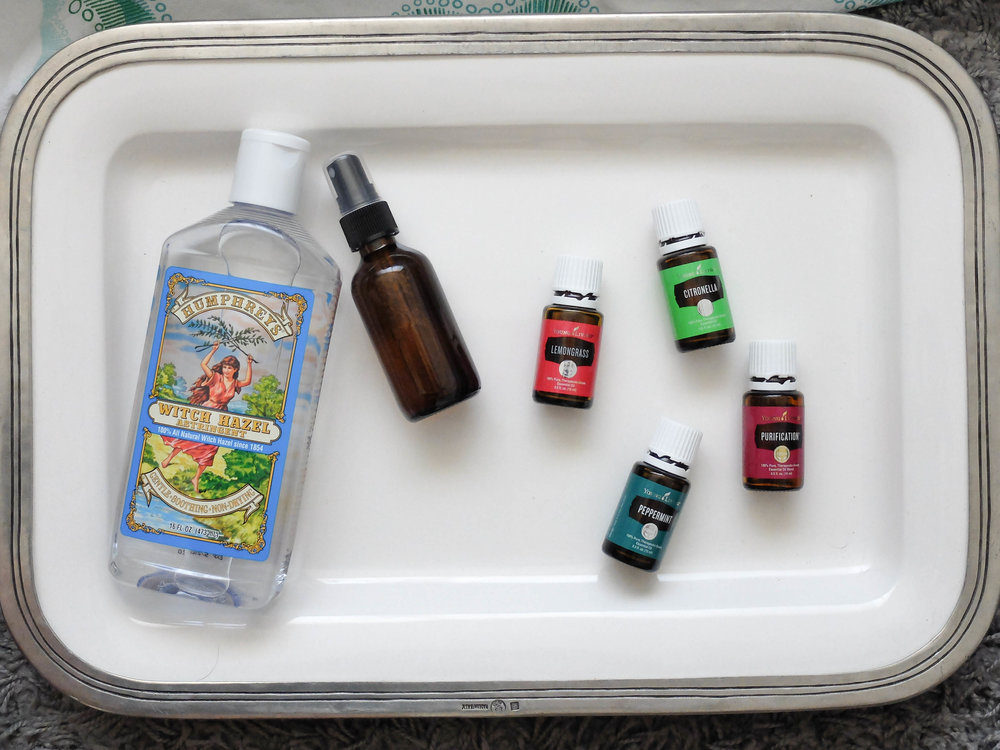 diy bug spray ingredients