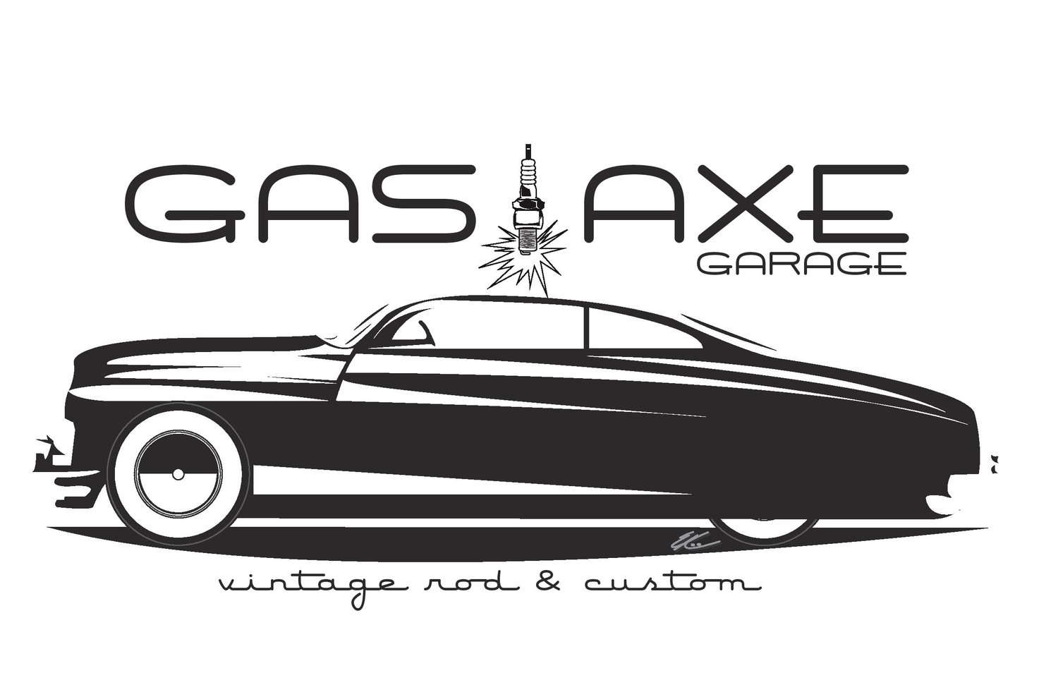 Gas Axe Garage