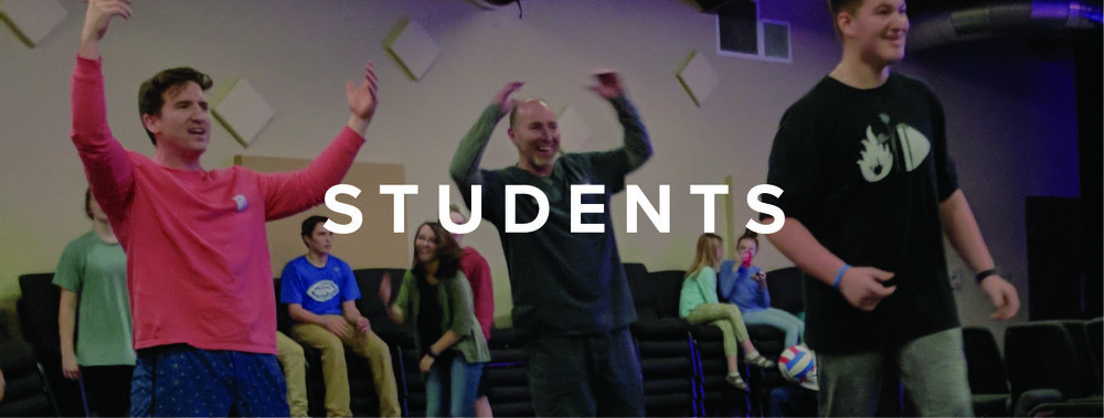 Copy of Student Ministry