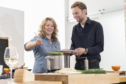 frizle - Kristina und Martin kochen