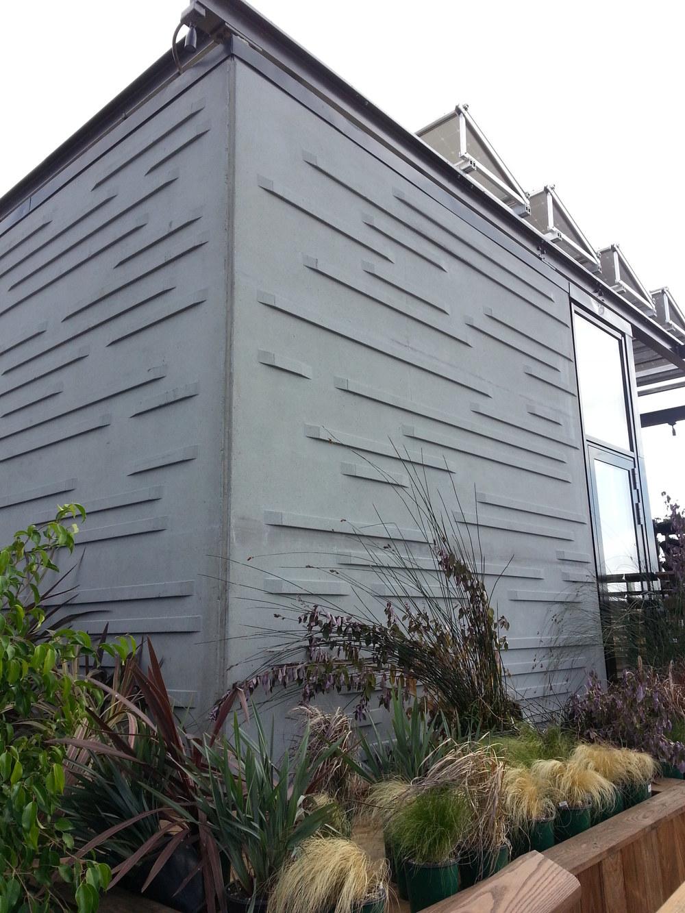 geopolymer - Ruhnau Clarke Architects