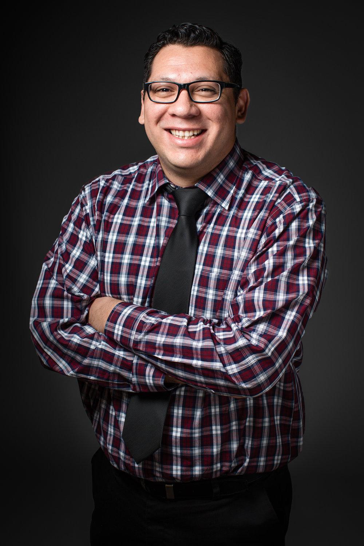 Juan Cantoran, Senior Project Leader -