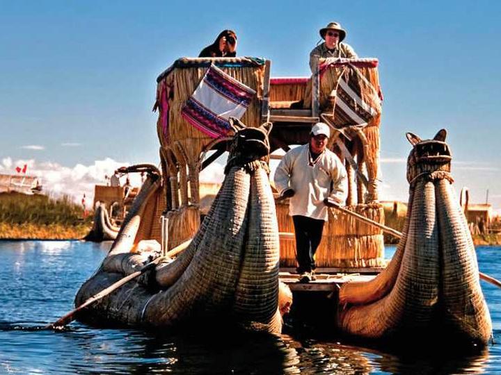 Resilience - The Uros Islands, Lake Titicaca, Peru | 201821