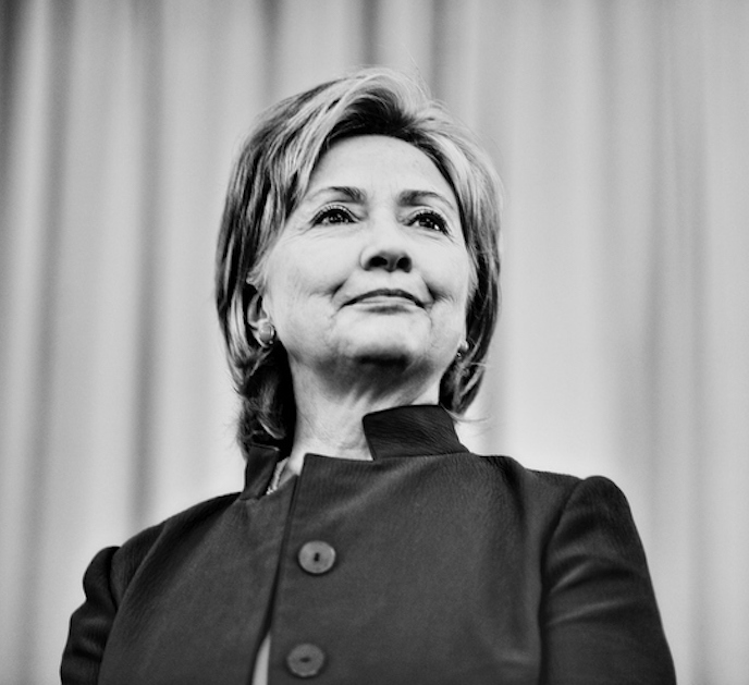 """""""It's about time we have paid family leave, and join the rest of the world."""" Hillary Clinton"""