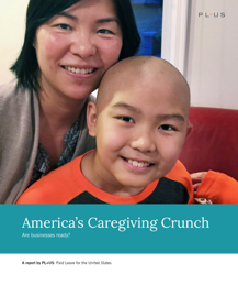 America's Caregiving Crunch: Are Businesses Ready? - Our research shows that companies are unprepared for the silver tsunami—nearly every single employer we surveyed has no offering of paid family caregiving time to meet this demand.
