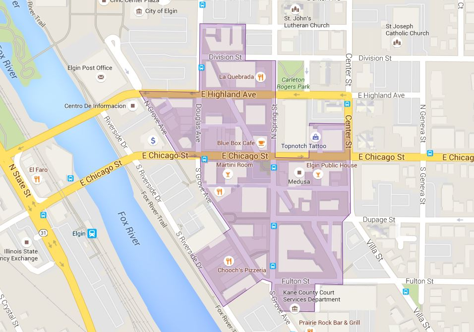 downtown commercial historic district_map.JPG