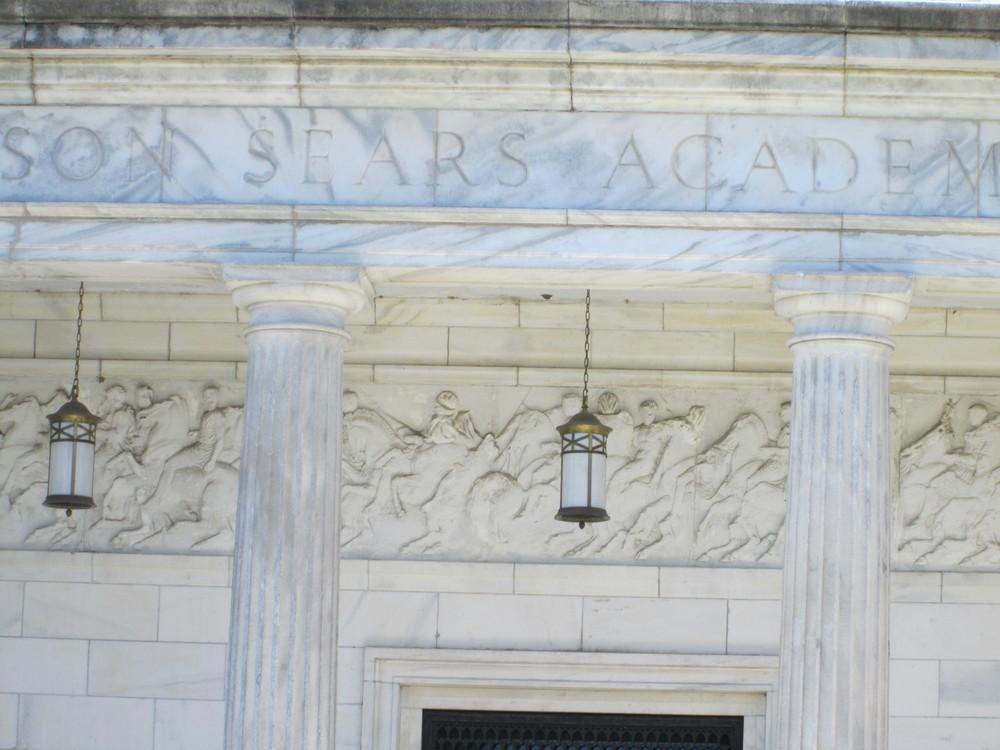 Academy Pl 210  frieze detail.JPG