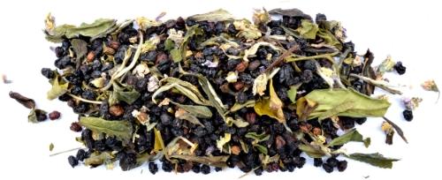 Vintage Violet White Tea