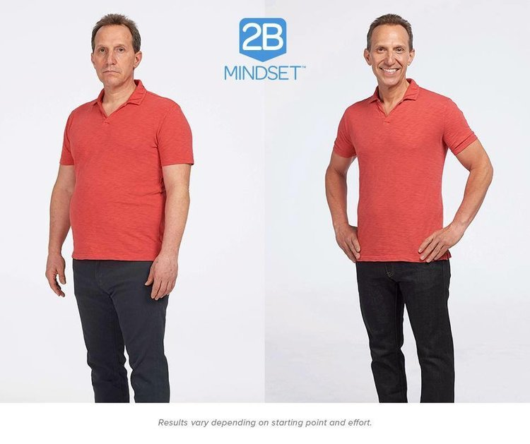Check Out Some Of These Before And Afters From The 2B Mindset Test Group Scroll To Right See Transformations