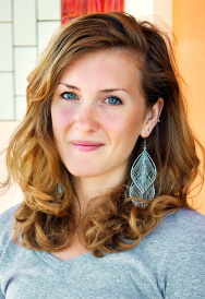 Kathryn Keener, Yoga Instructor  Kathryn@dragonflyhotyoga.com