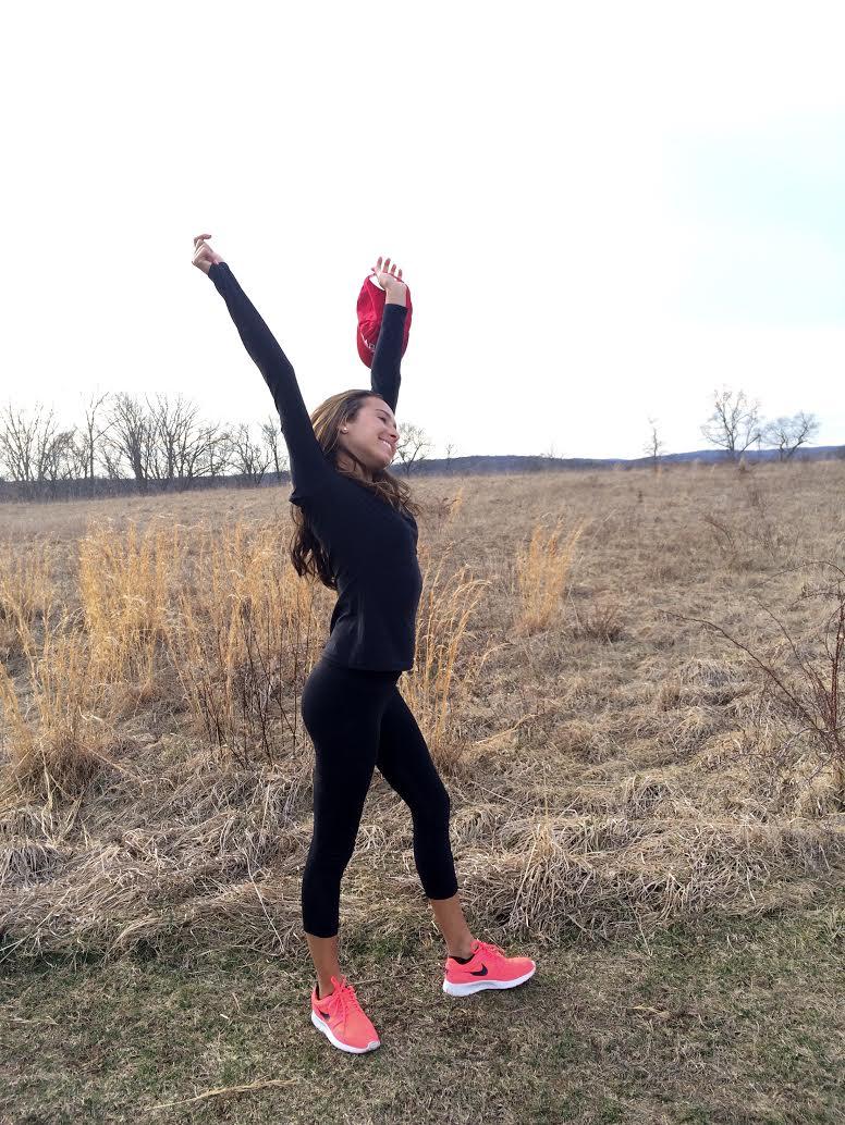 Photo: Liv Schreiber (Wisconsin '19)