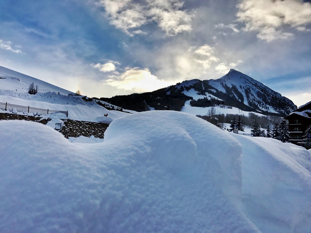 Crested Butte waking up and ready to jam!