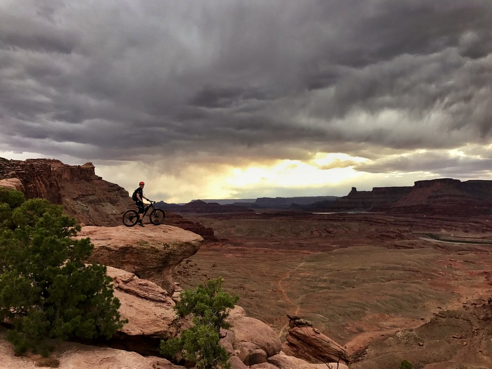 No bad views in Moab