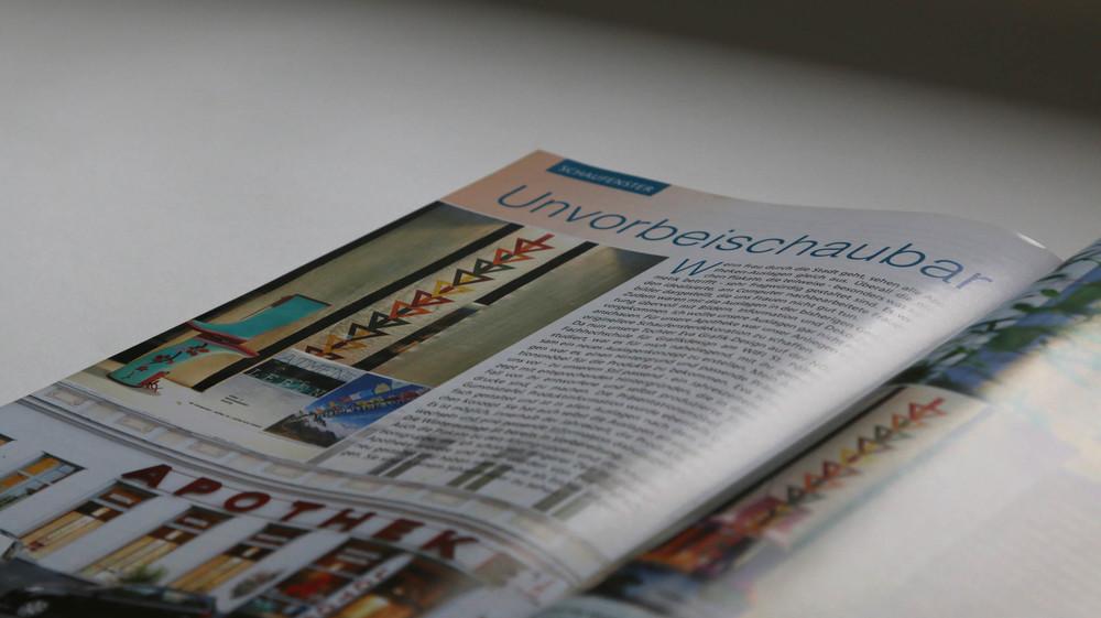 Veröffentlichung in der Phoenix Print