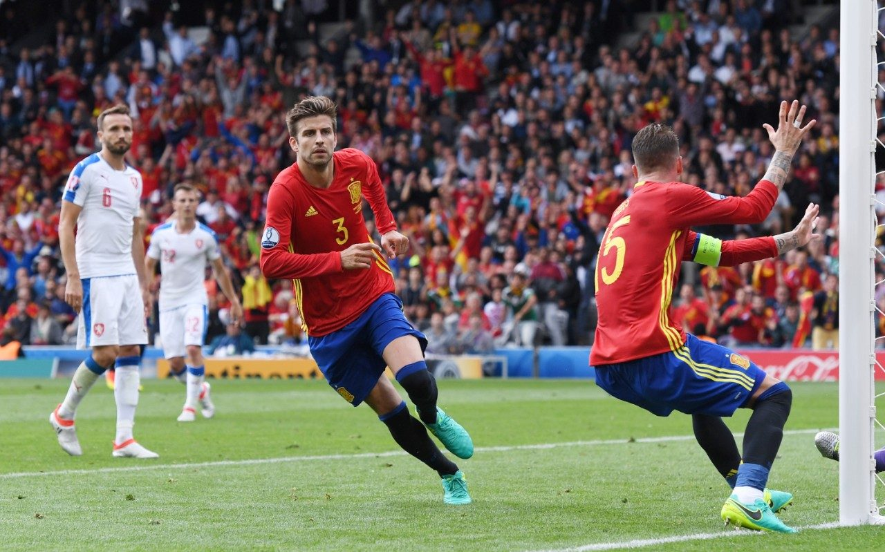 Late Victory For Spain Ireland Sweden Draw Agonasport Com