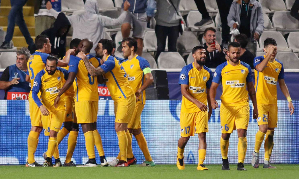 Image result for APOEL photos