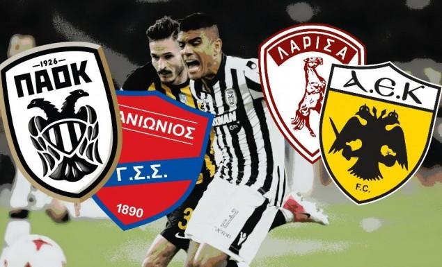 AEK and PAOK drawn apart in Greek Cup semi-finals — AGONAsport.com 339d3a0557b