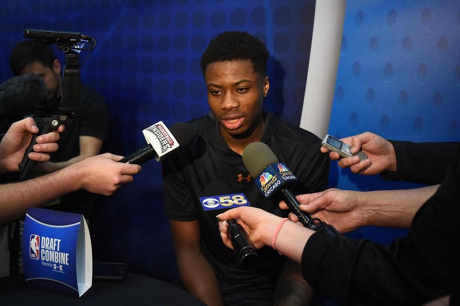 NBA Draft Combine Review: Kostas Antetokounmpo — AGONAsport com