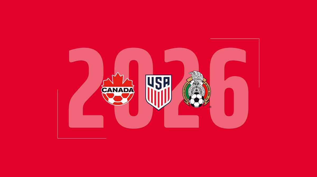 World Cup 2026 to be held in USA, Canada and Mexico