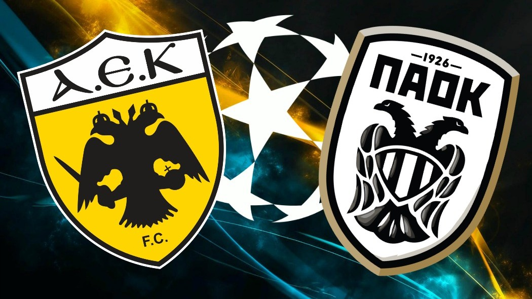 AEK and PAOK ready to cash in during Champions League journey