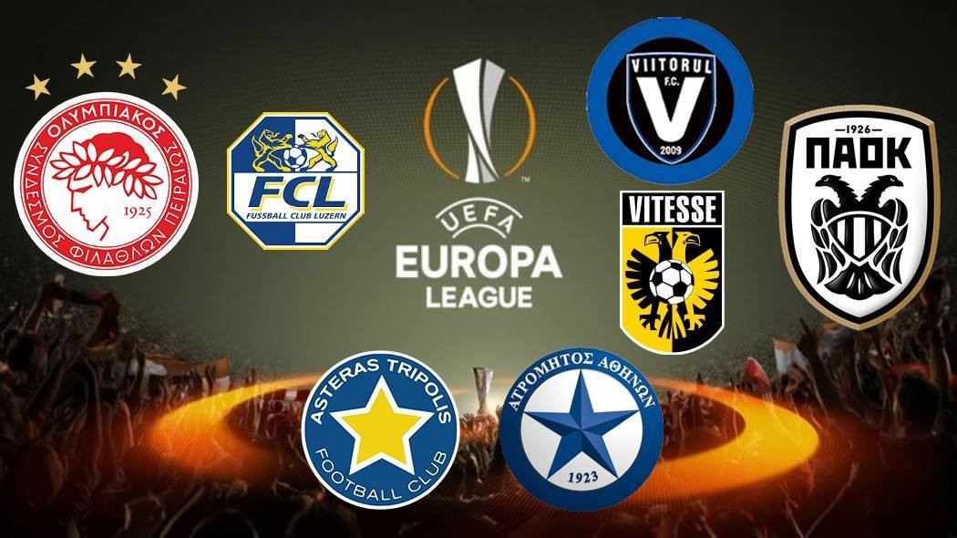 Europa League Draw Throws Up Inviting Ties For Greek Clubs