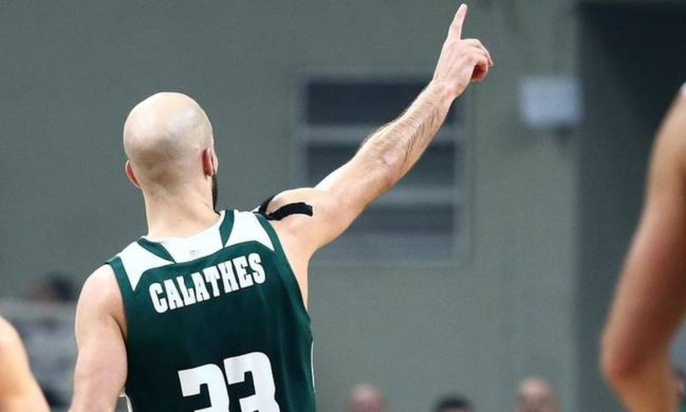 Image result for nick calathes 2019