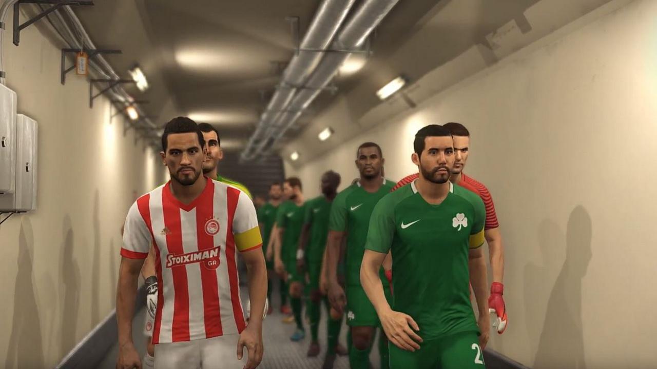 PES 2019 to feature four Greek teams — AGONAsport com