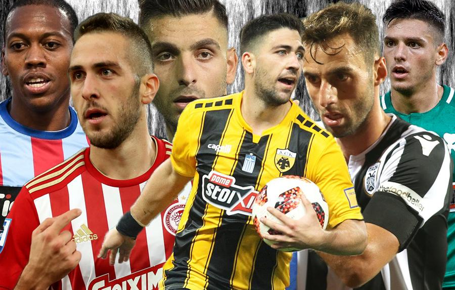 SLGR Matchday 6 Recap  PAOK And Atromitos Take Advantage Of Derby Draw 63c13705938