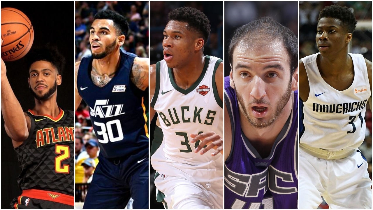 huge discount 5df8f 14312 Greeks in the NBA: 2018/2019 Season Preview — AGONAsport.com