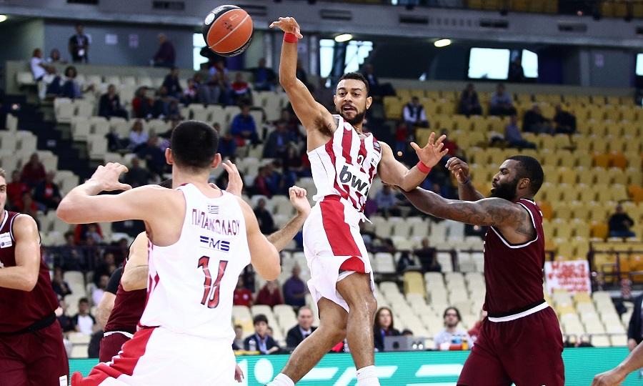 Olympiacos cruise to win over Ifaistos 729e111fe01