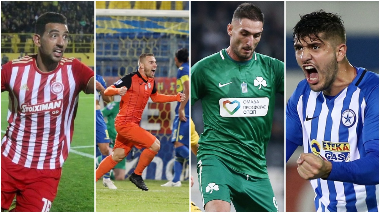 SLGR Matchday 9 Recap  Atromitos Hold Leaders PAOK  Derby Draw in Athens c8b41f9b4b8