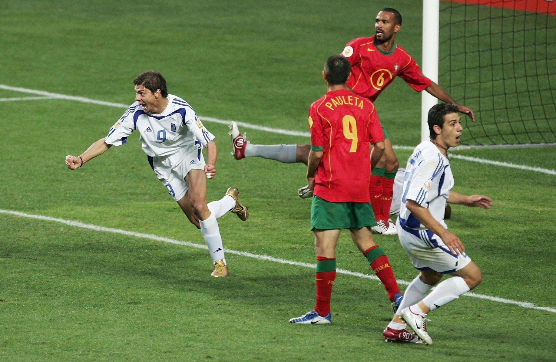 UEFA Euro 2004 Final