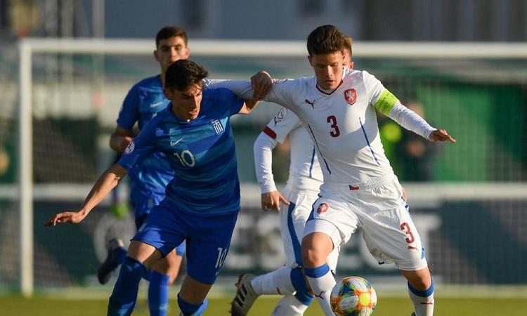 Greece national under-19 football team