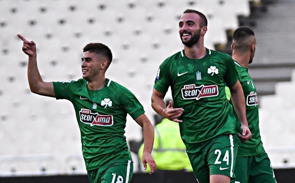 a3db7a44e5c Panathinaikos FC — AGONAsport All News — AGONAsport.com