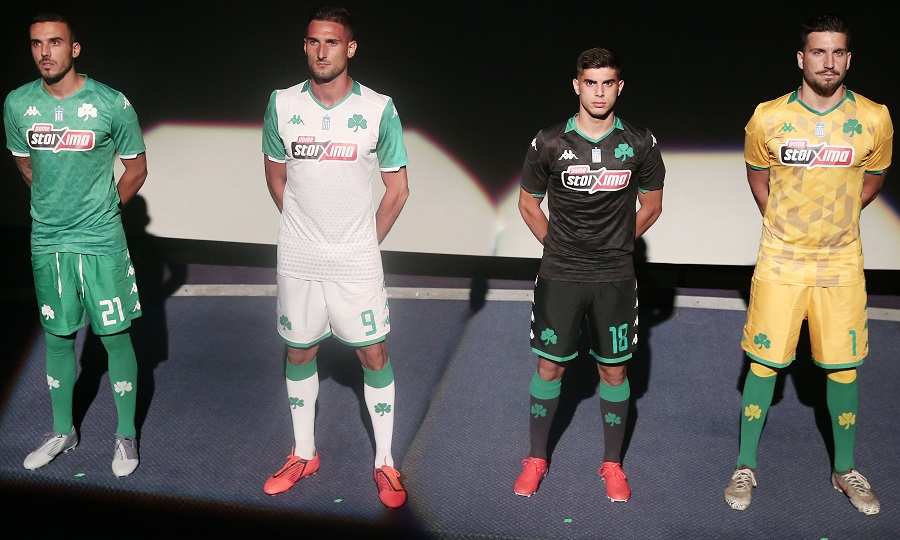 New Shaun T Workout 2020 Panathinaikos reveal new kits for 2019/2020 season — AGONAsport.com
