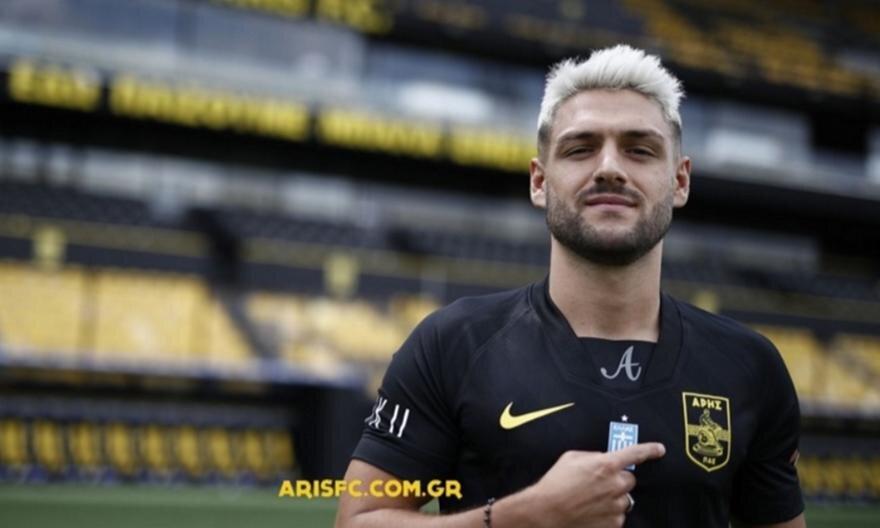 Sakic returns to Greece with Aris — AGONAsport.com