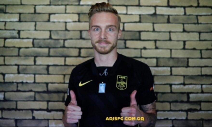 Jeggo next to join Aris — AGONAsport.com