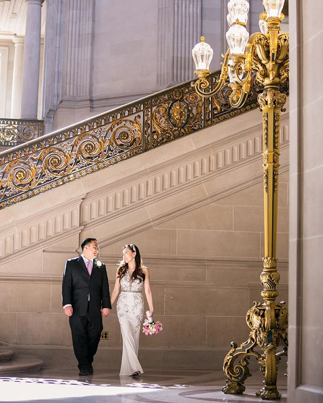 Lets just get married... #weddingphotography #sanfranciscoweddingphotographer #sfcityhall #davidkimphotography