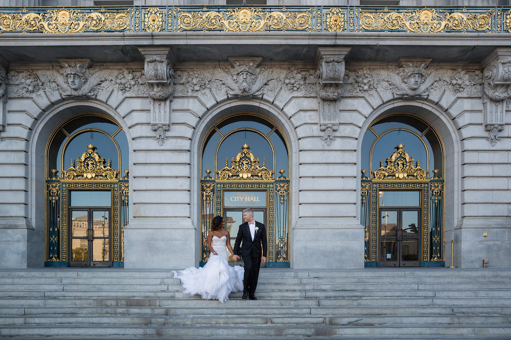 San Francisco City Hall wedding photography-13.jpg
