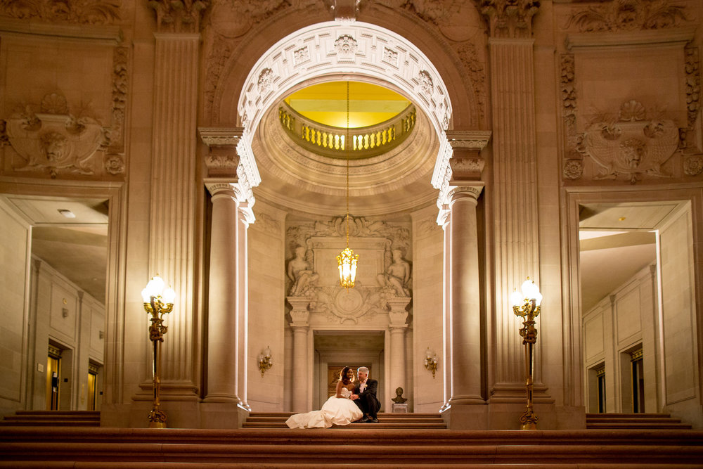 San Francisco City Hall wedding photography david kim-18.jpg