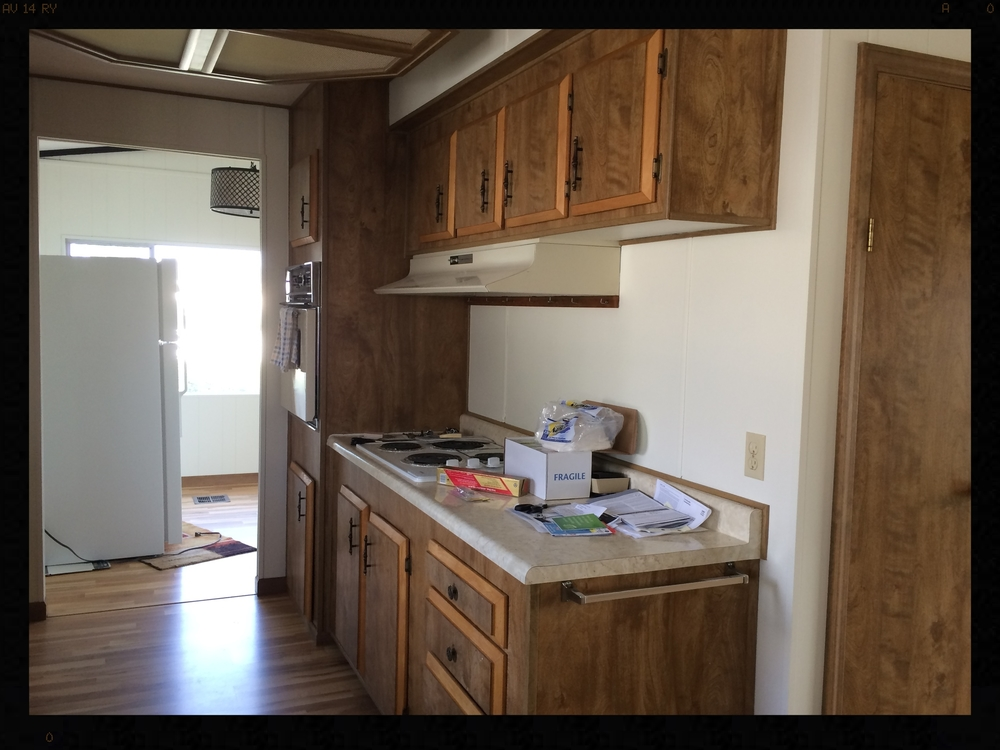 Sequim Kitchen Update Before