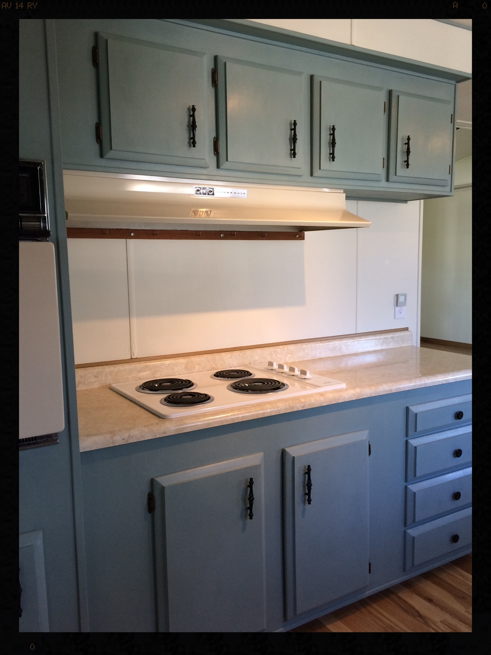 Sequim Kitchen Update After