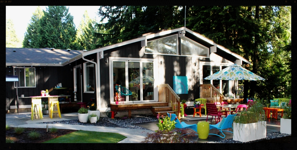 Woodinville Ranch Back Yard Makeover After